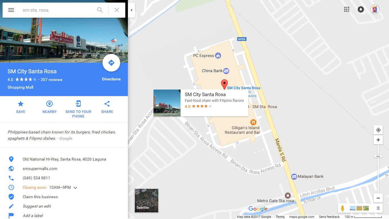 sm-sta-rosa-google-map